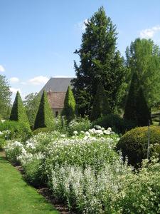 Parc floral d 39 apremont sur allier quoi de neuf au potager for Apremont sur allier jardin