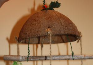 bricolage de saison un nourrissoir pour oiseaux quoi de neuf au potager. Black Bedroom Furniture Sets. Home Design Ideas